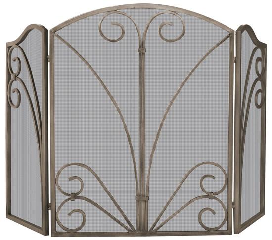 Best decorative fireplace screens