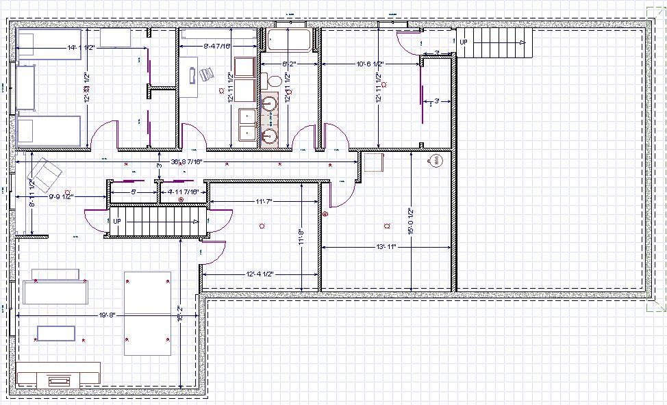 Cheap basement floor plans ideas