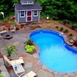 Cheap Pool Landscape Ideas