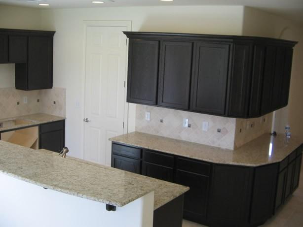 Cheap refinishing kitchen cabinets