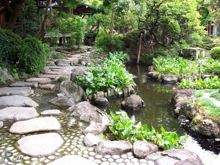 Cheap zen garden design ideas
