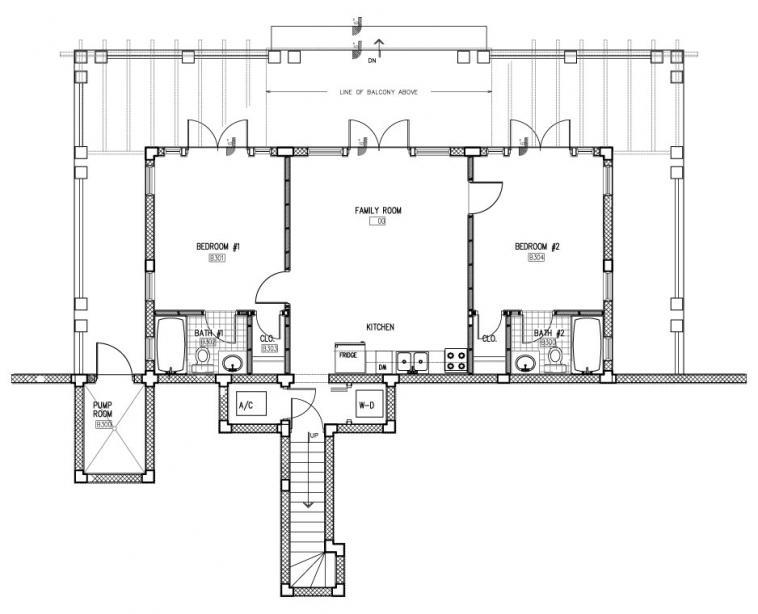 Daylight basement floor plans