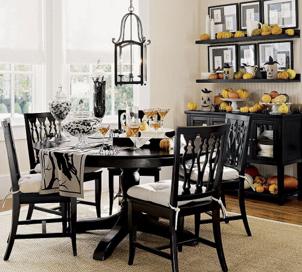Dining table centerpieces ideas