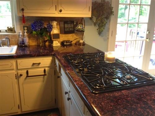 Diy granite countertop installation