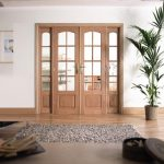 Double French Pocket Doors