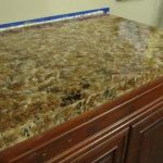 Faux Granite Countertop Diy