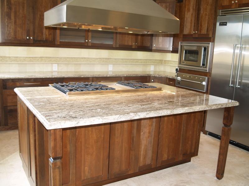 Faux granite countertop paint