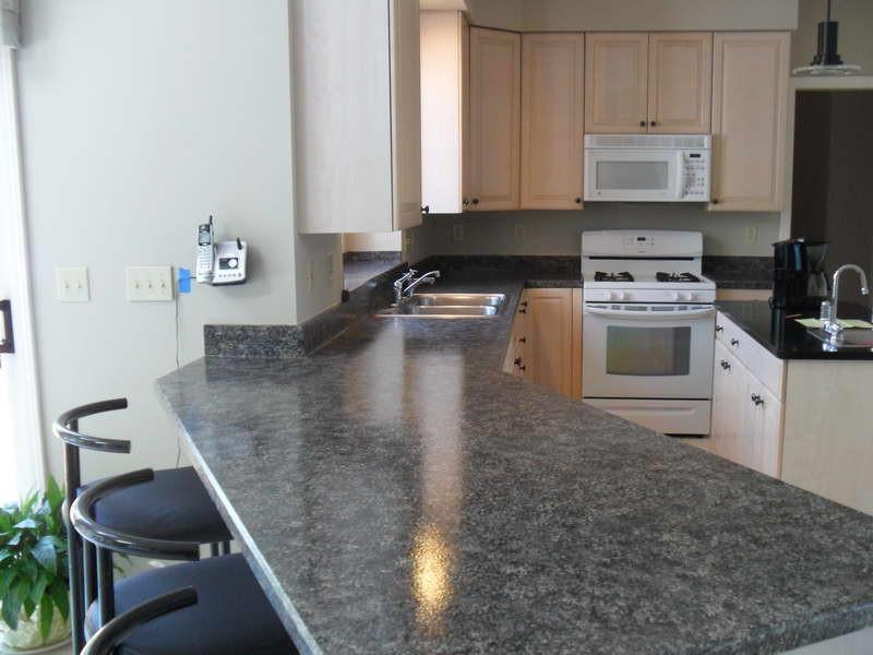 Faux granite countertops diy