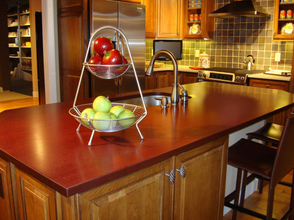 How to Make your Own Faux Granite Countertops