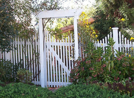 Fence gate designs