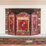 Fireplace Decorative Screen