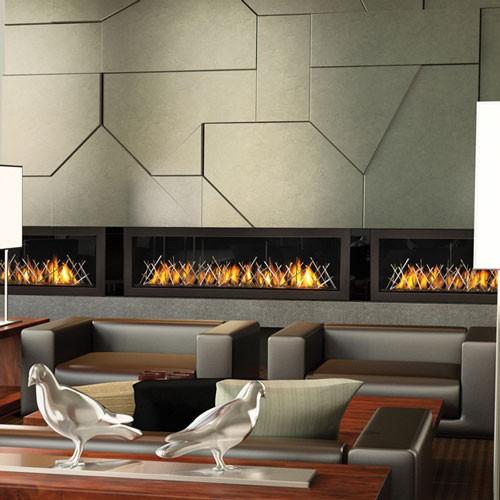 Fireplace linier
