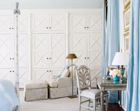 French bifold closet doors