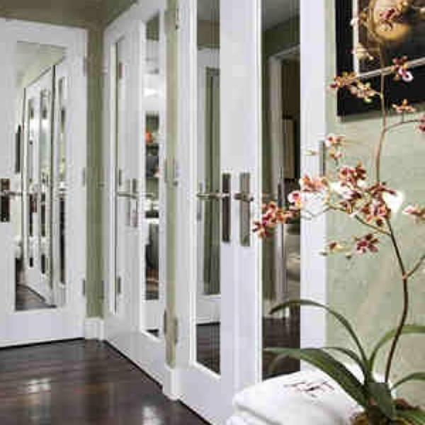 French bifold doors