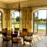 French Doors Curtains Or Blinds