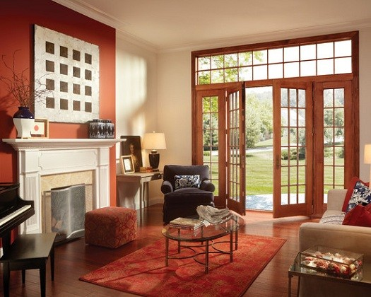 French patio doors inswing