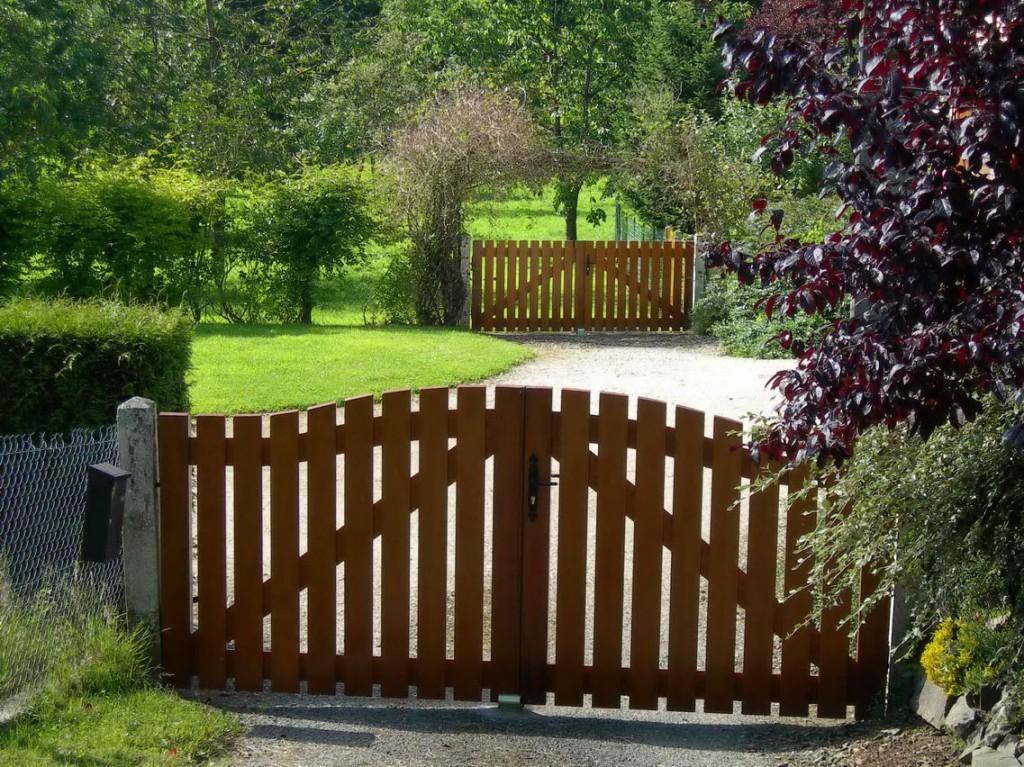 Garden gate design plans 1024x767