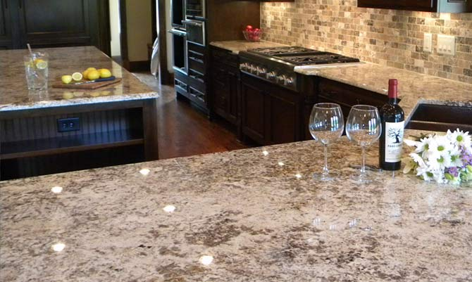 Your Total Guide to Choosing Granite Countertop Colors