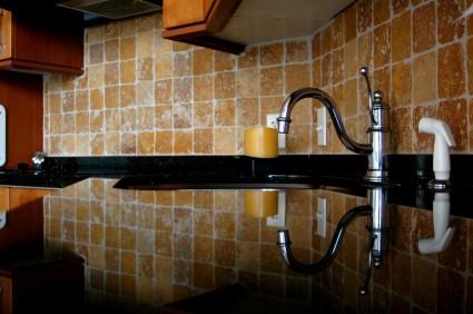 Granite countertops ideas