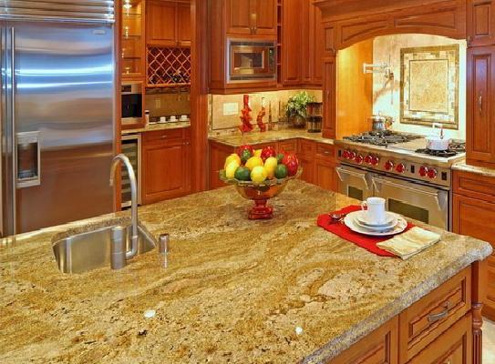 Granite tile countertops cost