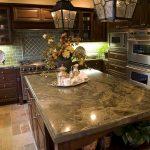 Granite Tile Countertops Over Laminate