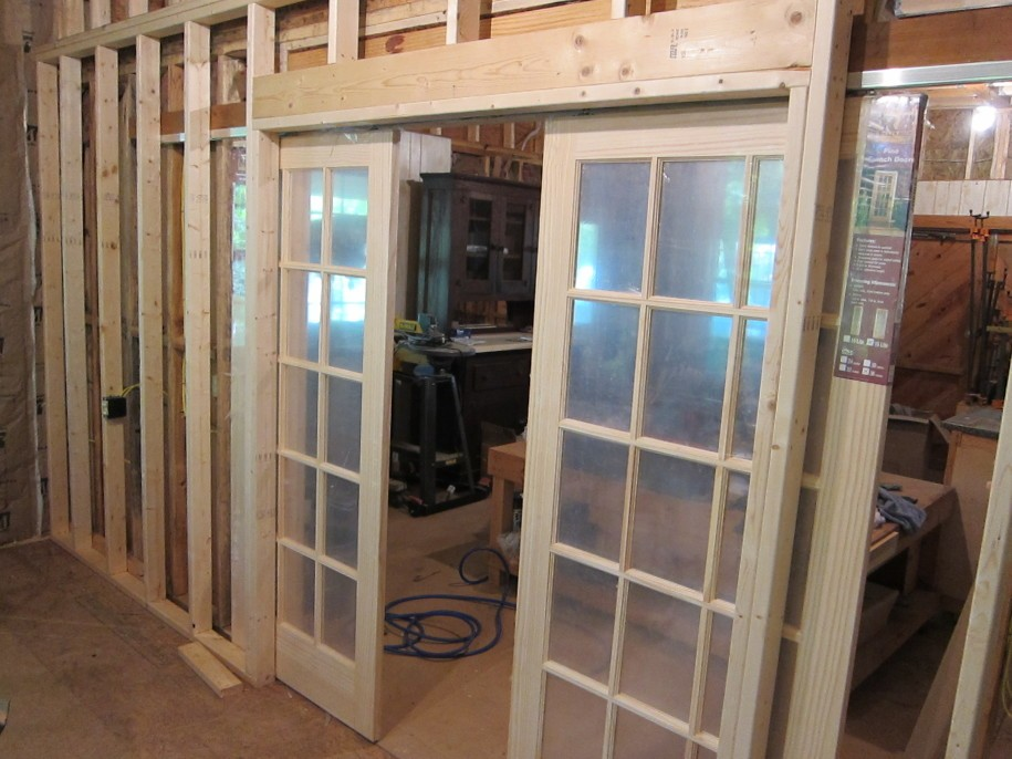 Interior french doors menards