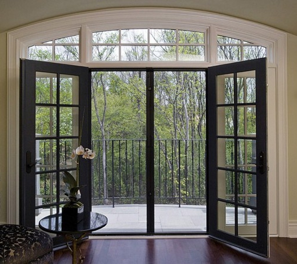 Interior french doors prehung