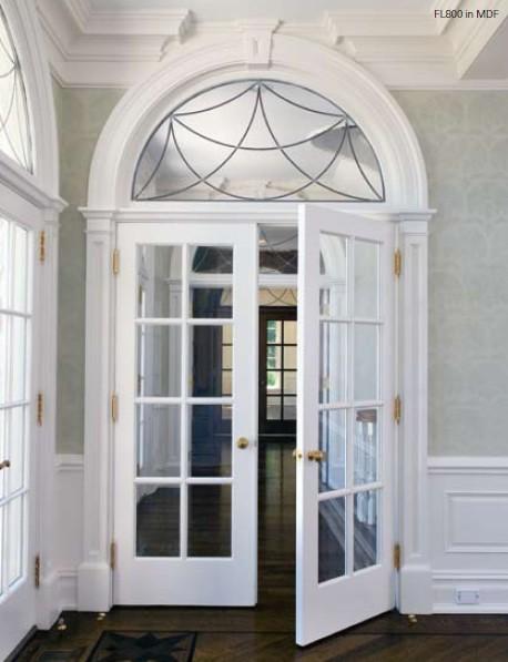 Interior french doors sizes