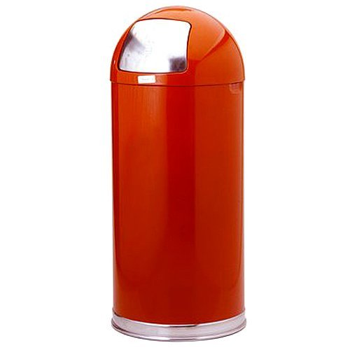 Kitchen garbage cans with lids