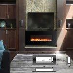 Linier Fireplace