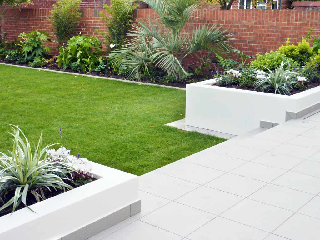 Modern Garden Design Ideas and Photos