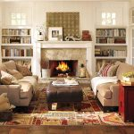 Pottery Barn Inspired Living Room