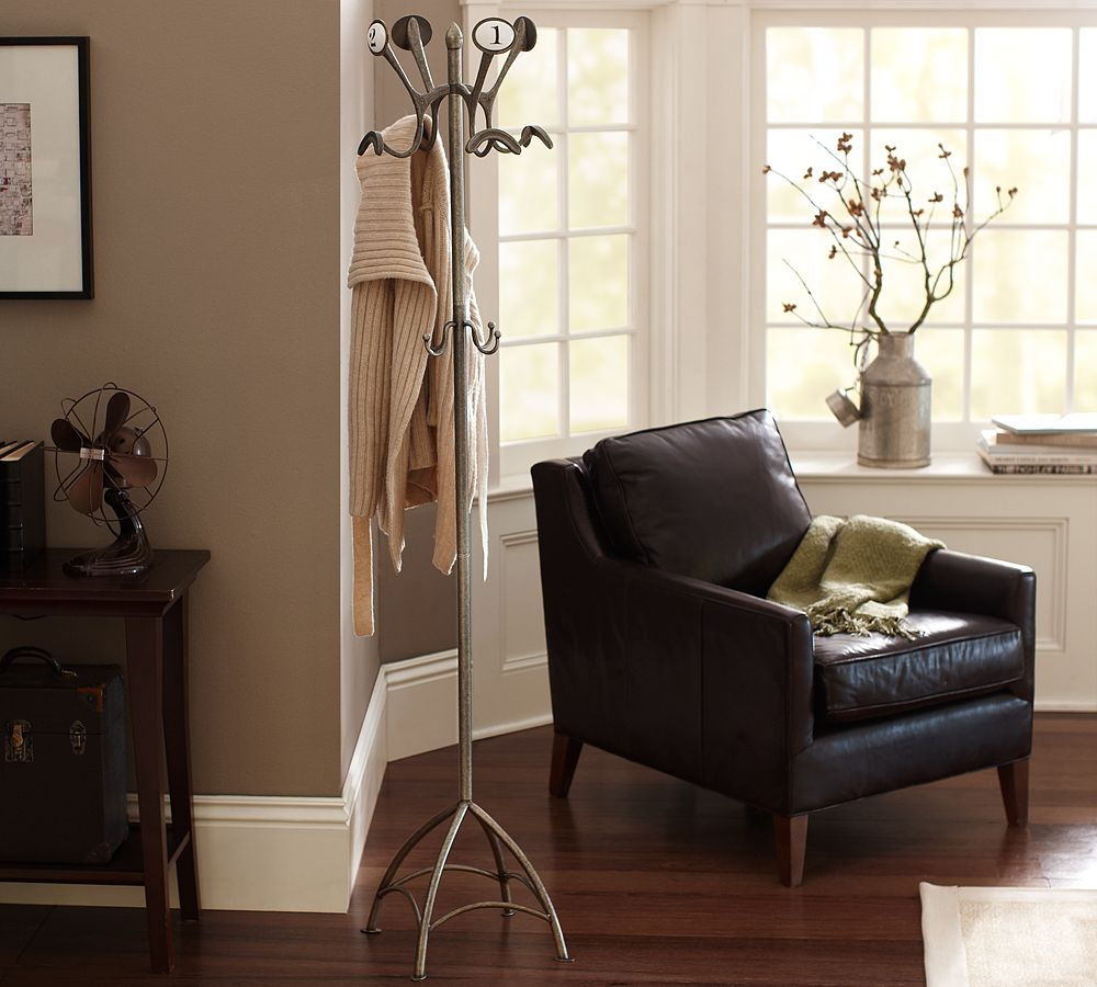 Pottery Barn Living Room Chairs