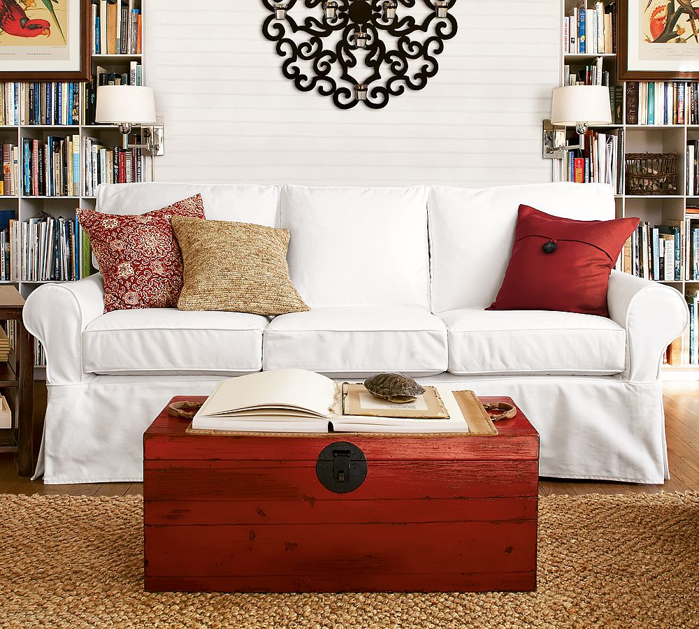 Recommended Accessories for your Pottery Barn Living Room