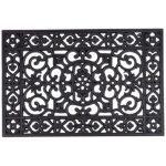 Rubber Door Mat Wall Art