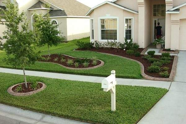 Simple Landscaping Ideas For Front Yard A Creative Mom