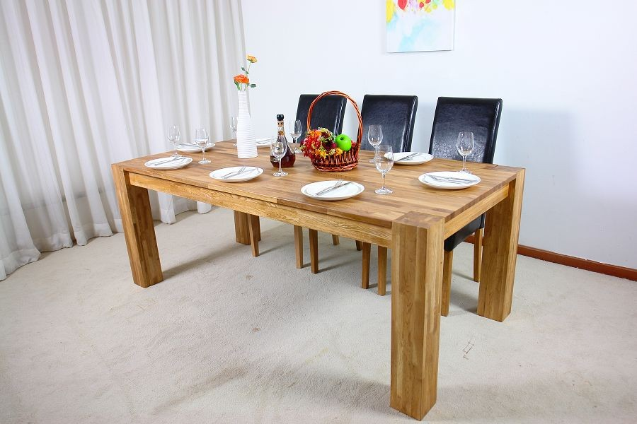 How to Shop for the Perfect Solid Wood Dining Table