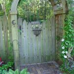 Wooden Gate Designs 767×1024