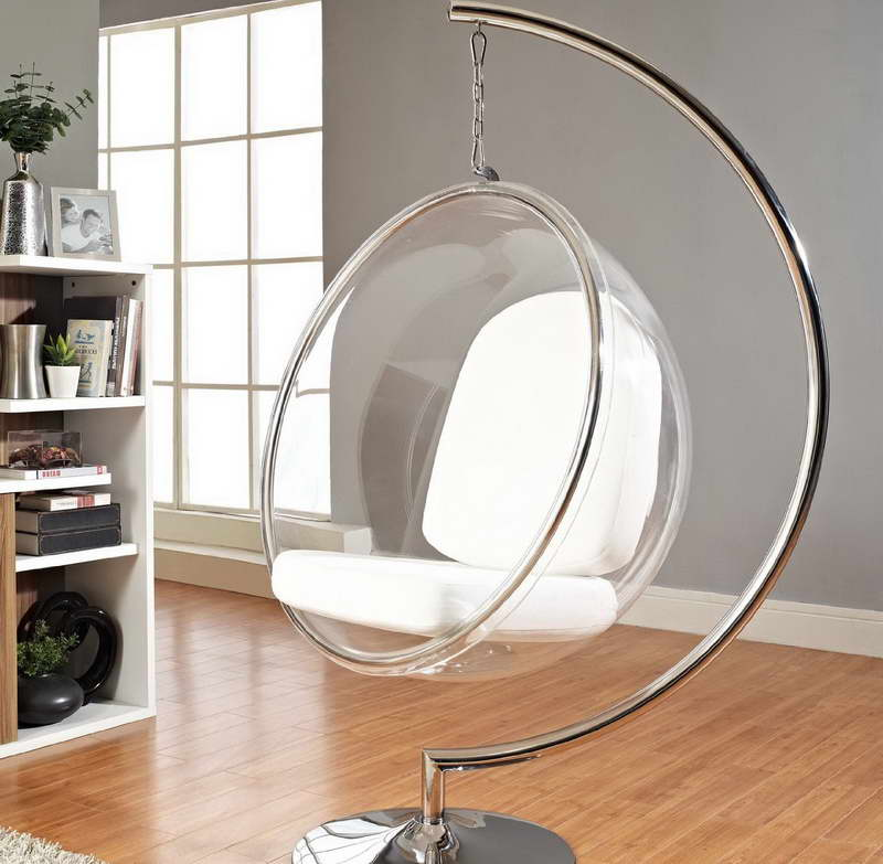 The Fascinating Story Behind the Bubble Chair