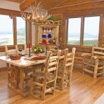 Cheap Rustic Dining Room Sets