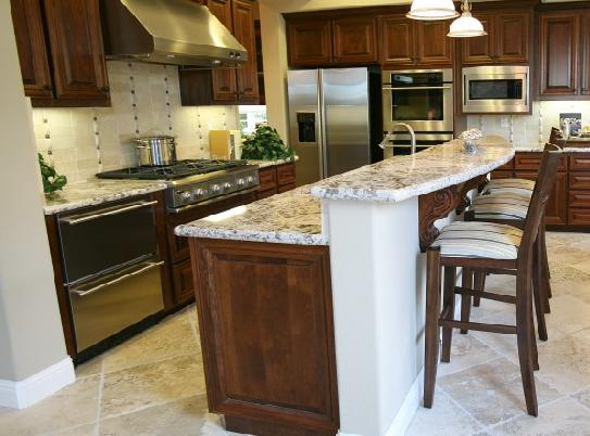 Cleaning laminate countertops