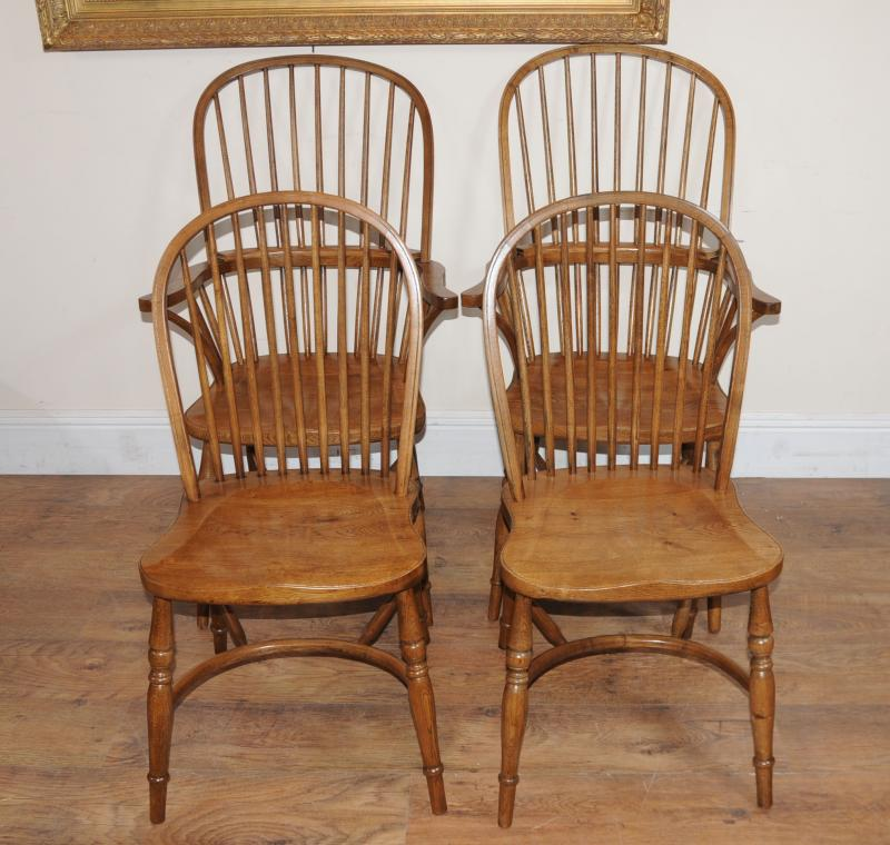 The Beautiful Design of the Windsor Chair