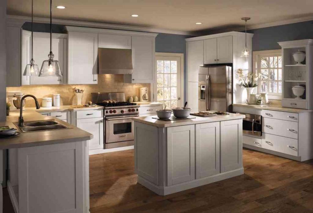 Discount thomasville kitchen cabinets 1024x697