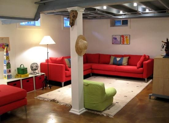 Unfinished Basement Ideas for Any Budget