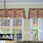 French Door Window Covering