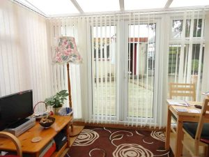 Solving the Mystery of French Door Window Treatments