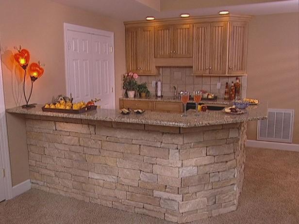 How to install granite countertops in bathroom