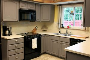 Give your Kitchen a Facelift By Refacing Your Kitchen Cabinets!