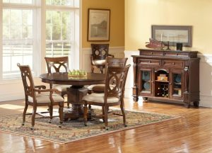 The Natural Splendor of Rustic Dining Room Sets