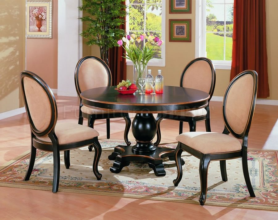 Rustic wood dining room tables ideas